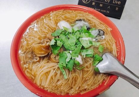 新竹台北陳大腸蚵仔麵線
