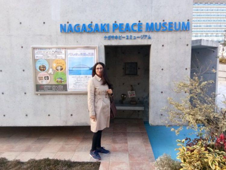 a journey to japan nagasaki peace museum