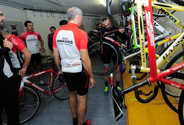 POSH cycling Bahnradfahren-