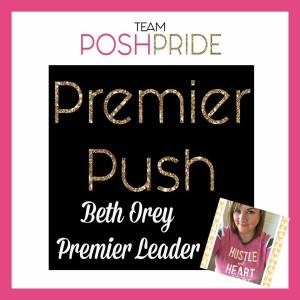 Posh Premier Beth Orey
