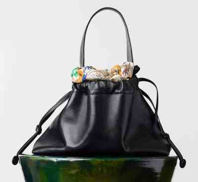 CÉLINE FOULARD DRAWSTRING BAG $2,350