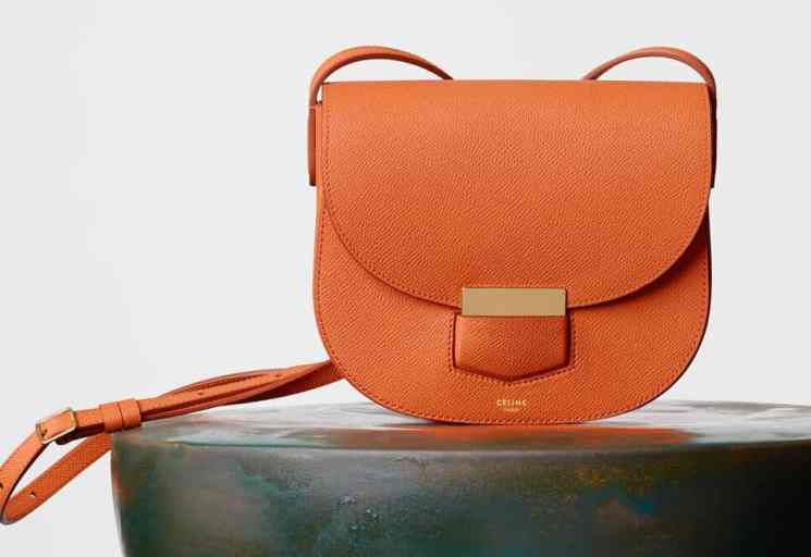 CÉLINE SMALL TROTTEUR BAG $1,850