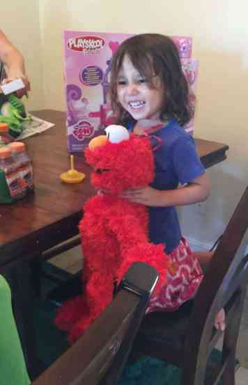 Play All Day Elmo In-Home Party