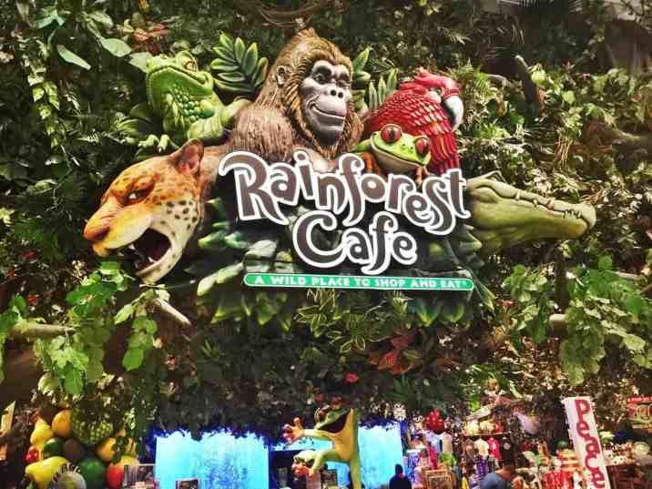 The Rainforest Café