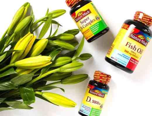 nature made vitamins supplements