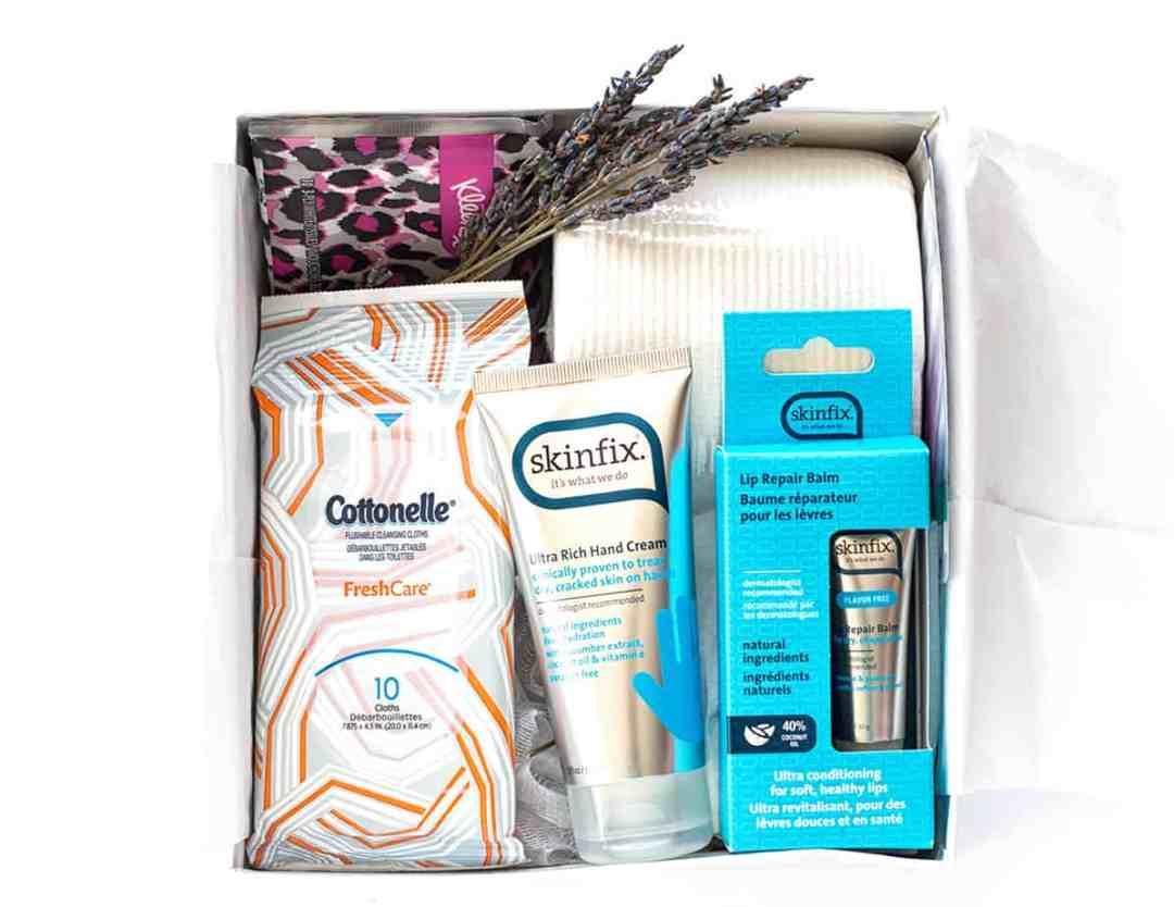Cottonelle Clean Care Box