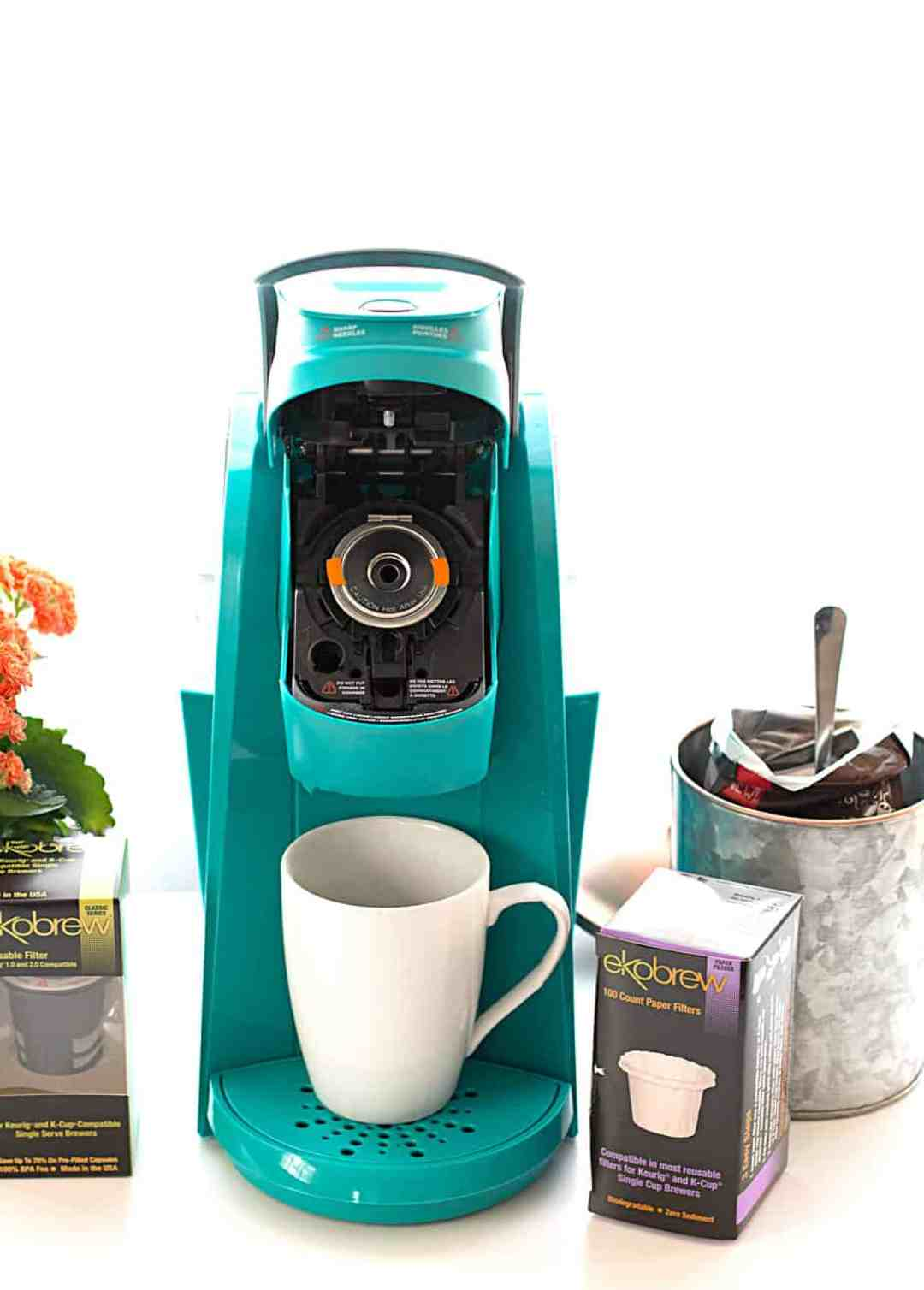 morning routines with ekobrew and keurig