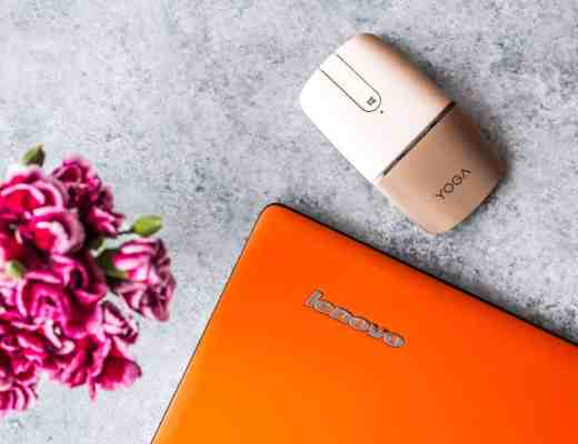 Lenovo Yoga Mouse Review