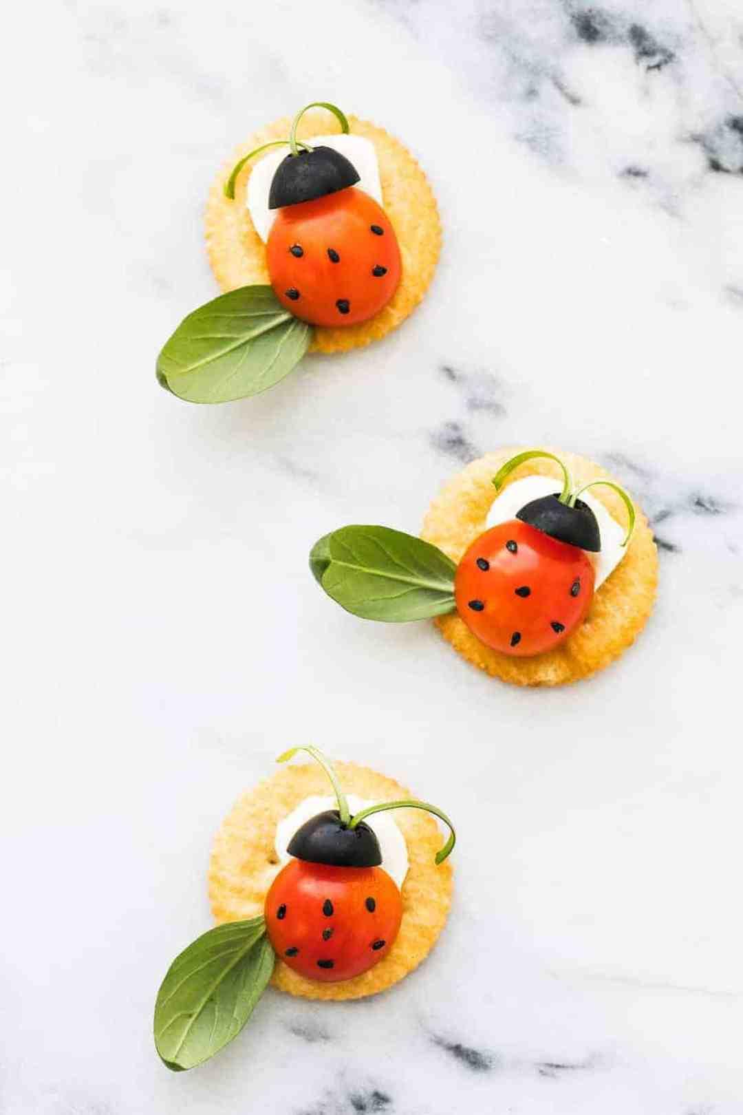 RITZCaprese Ladybugs- RITZpiration Family-Edition