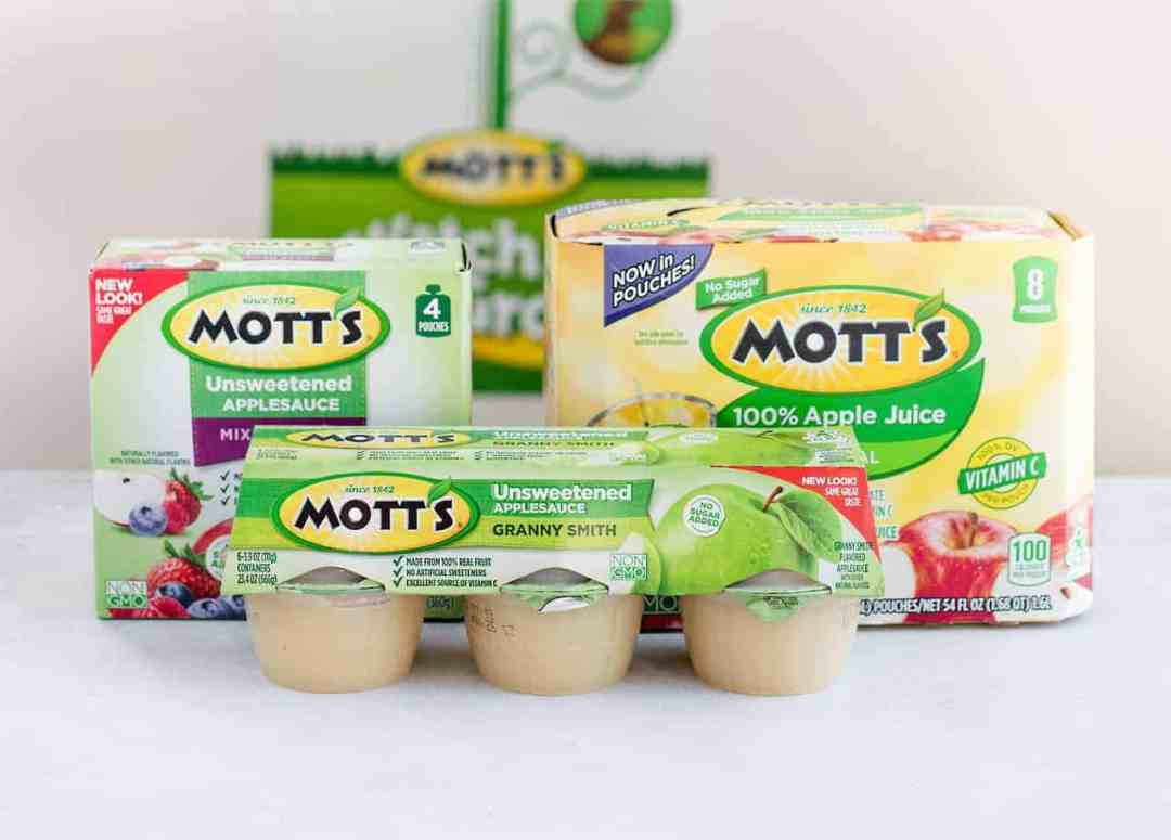 Watch Your Kid Grow with Mott's from Walmart