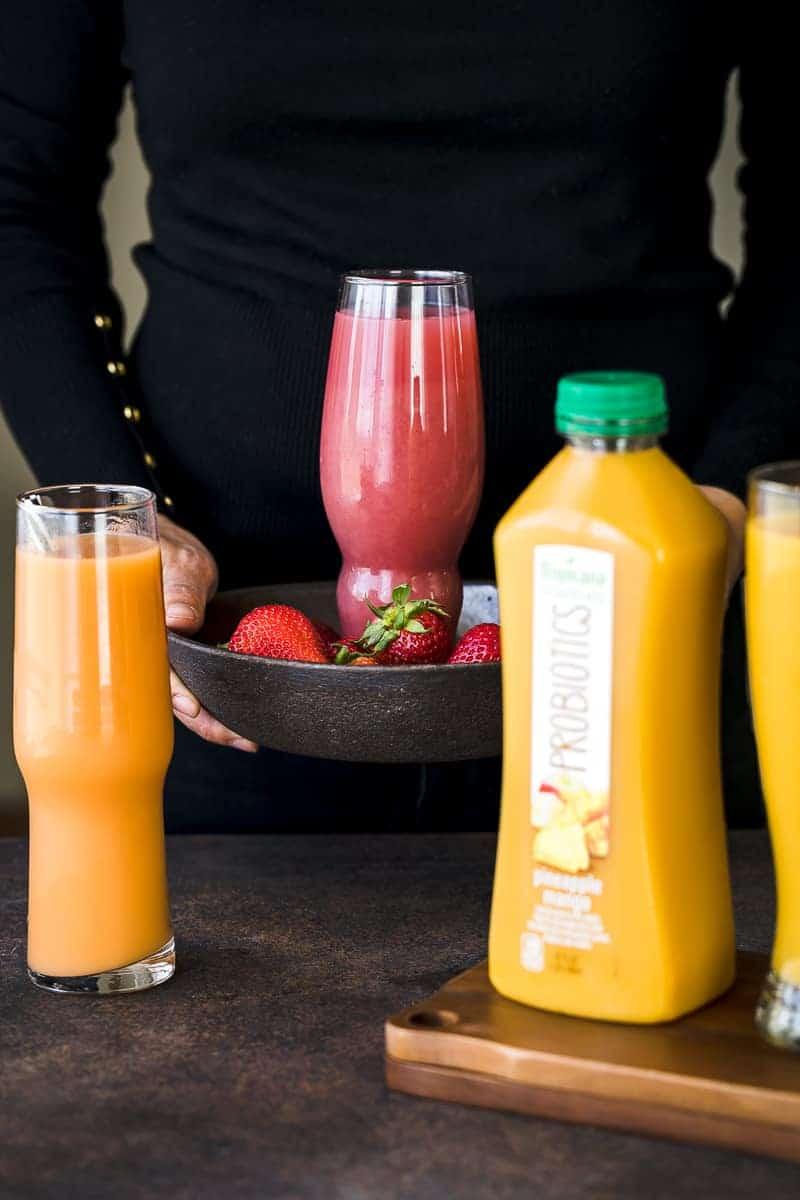 Tropicana Probiotics Drink