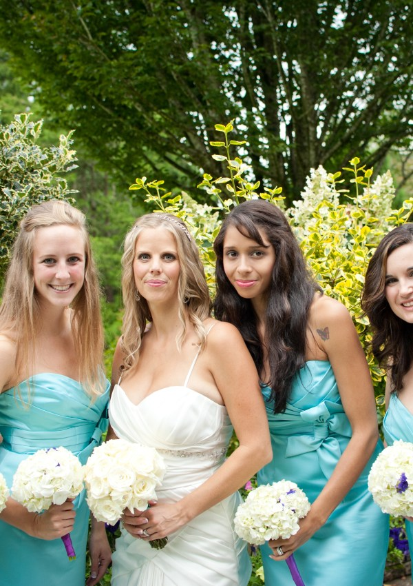 Elegantly wed in British Columbia