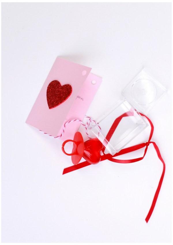 DIY: Ring Pop Valentine