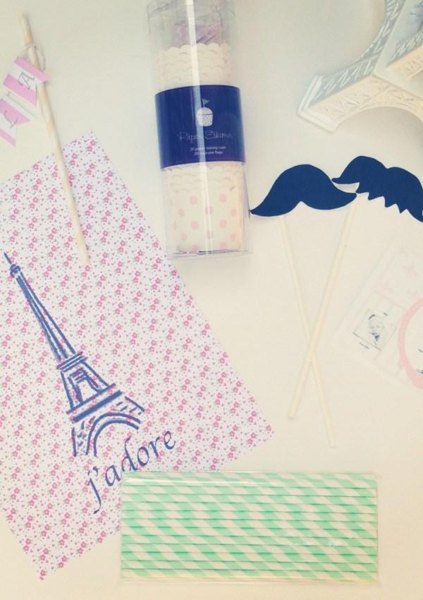 Paris Party Essentials