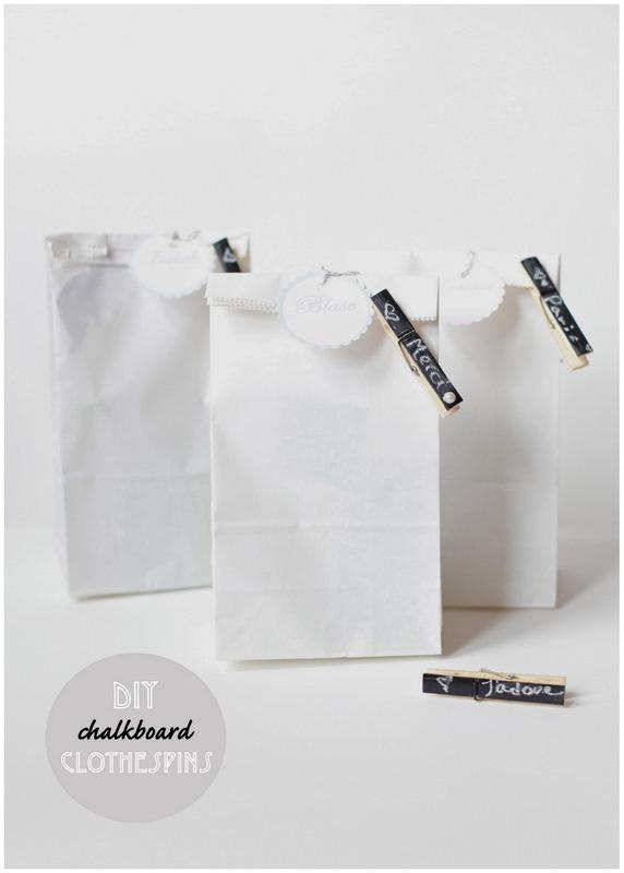 Create – DIY Chalkboard Clothespins