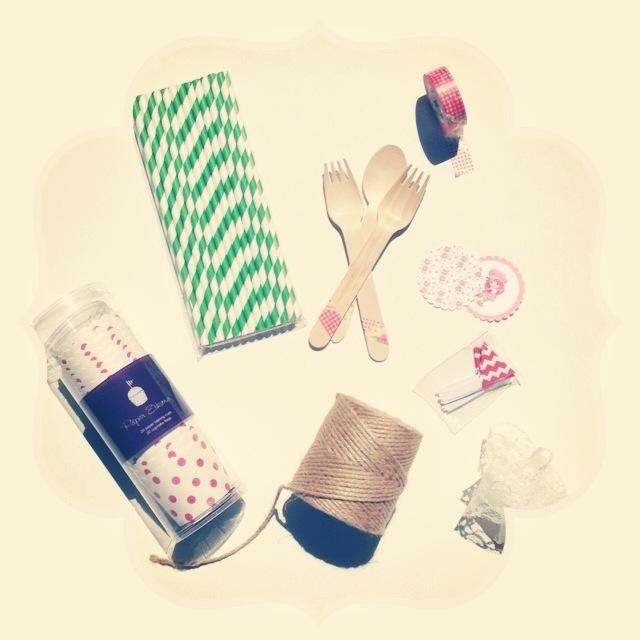 Strawberry Shortcake Party Essentials