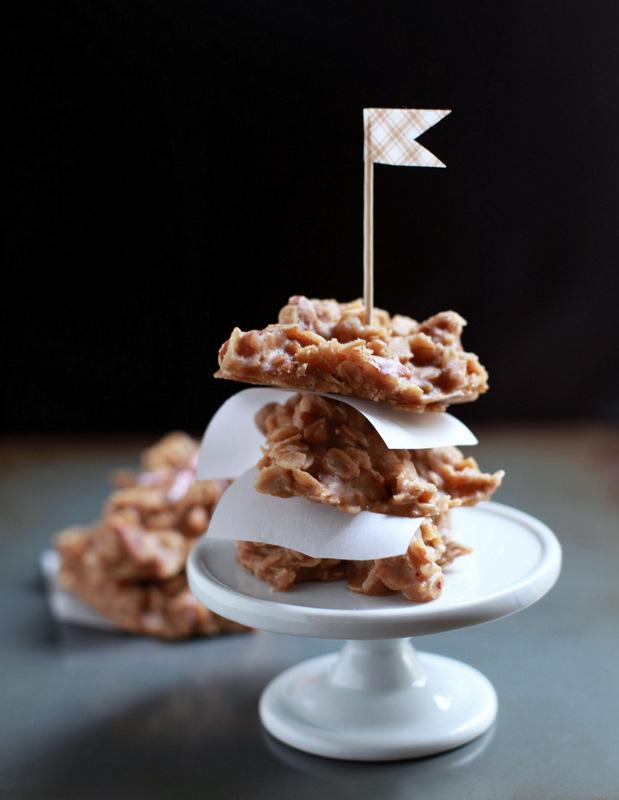 Vegan Maple Pecan No-bakes by PLD