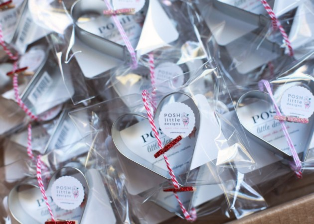 PLD - Heart Cookie Cutters