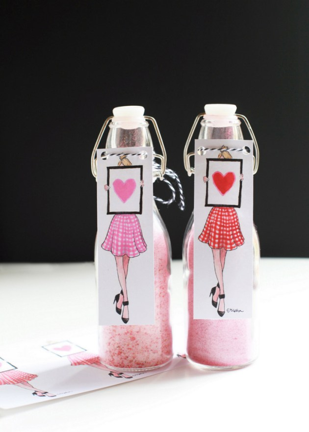 Berry Infused Sugar | Posh Little Designs
