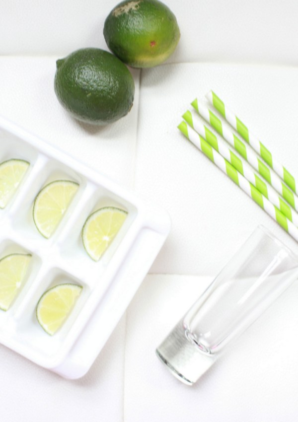 Margarita Ice Cubes