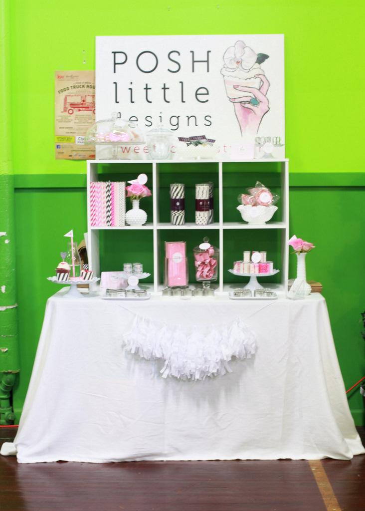 Breast Cancer Awareness Event Supplies Baking