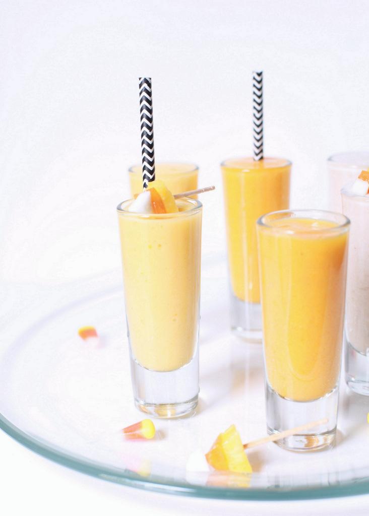 Festive Fruit Smoothies (V)