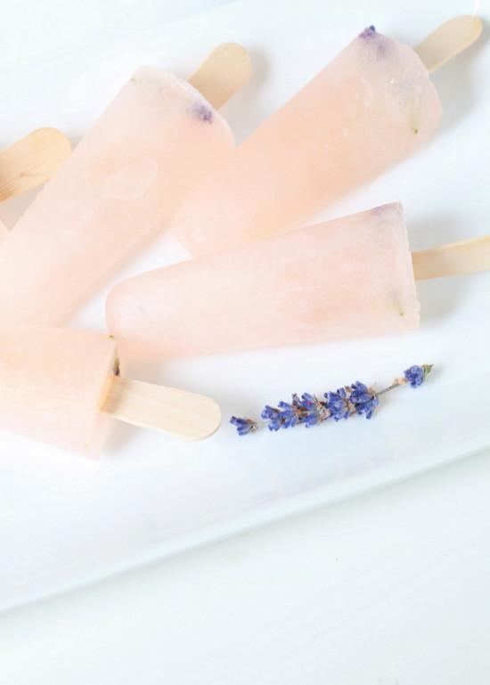 Lavender Paloma Mini Popsicles   Posh Little Designs