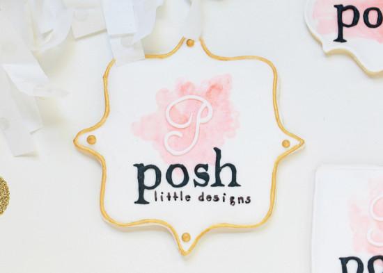 Posh Cookies   PLD