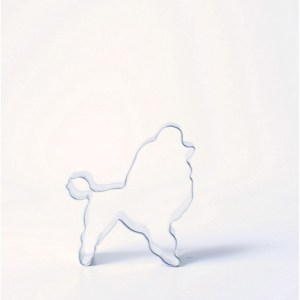 Poodle Cookie Cutter | Posh Little Designs