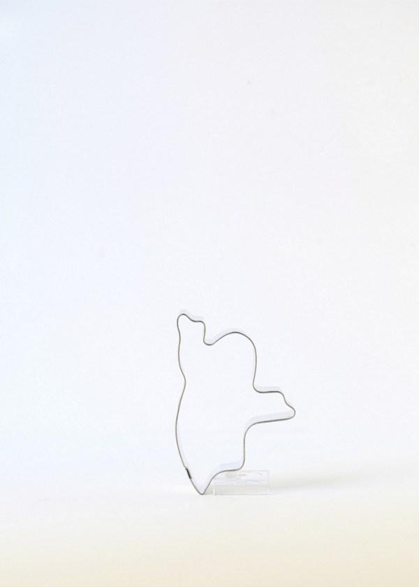 halloween - baking - cookie cutters - ghost
