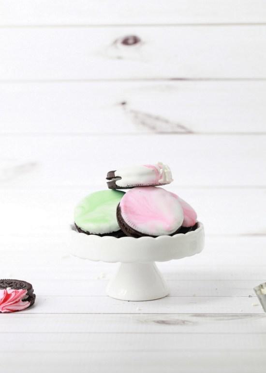 Marble Oreos _ DIY_ Cookies