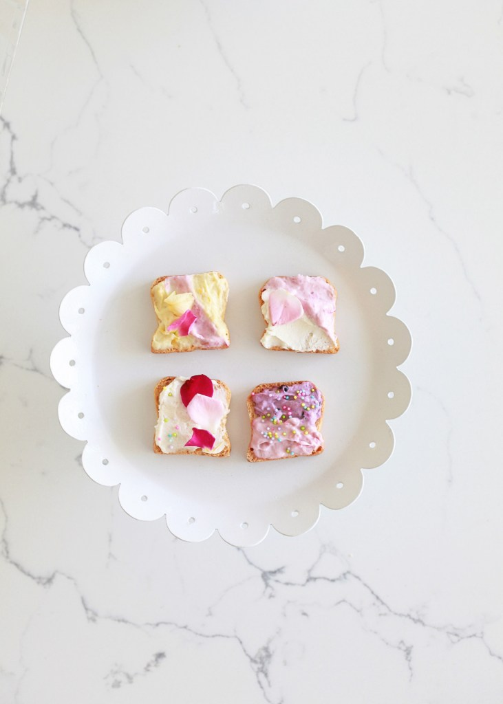 Mini Unicorn Toast