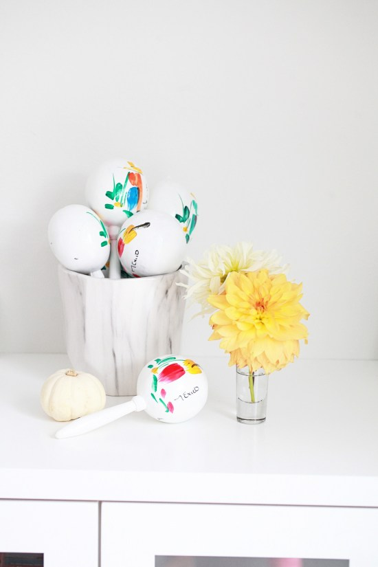 Maracas, Party Decor