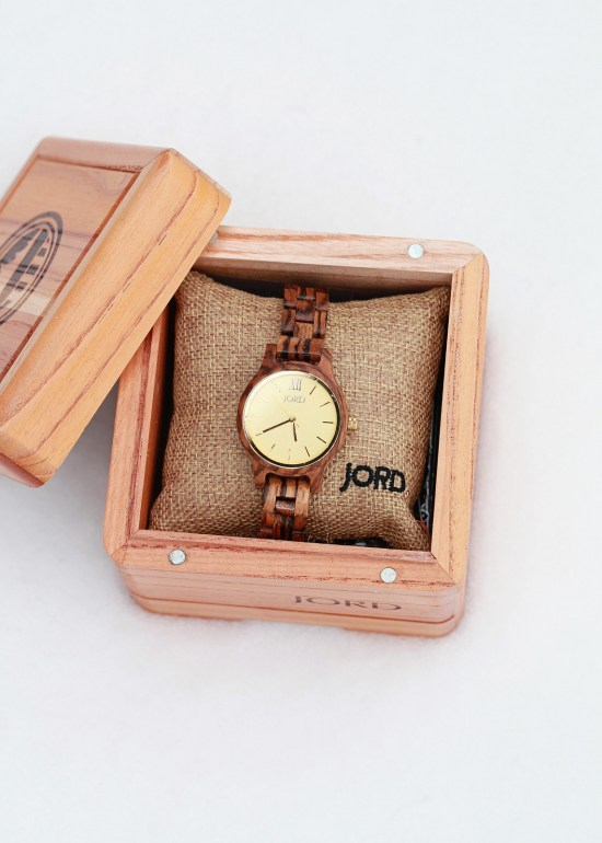 Holiday Watch, Cool Watch, Wood