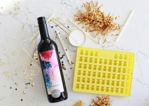 Speak Wines, Wine Gummy Bears, Candy,