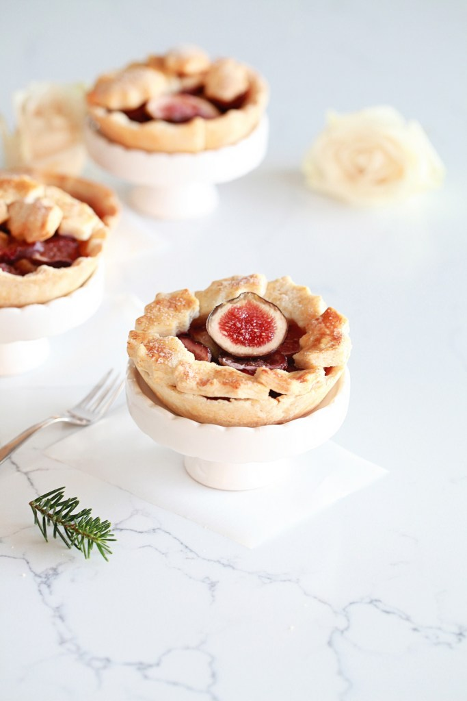 Fig Tartlets (V)