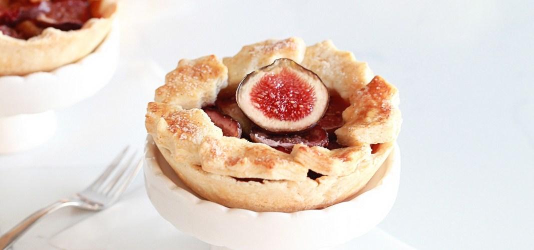 Fig Tartlets (V)