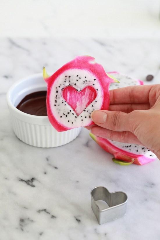 Dark Chocolate Dragon Fruit, Healthy, Snacks, Vegan, GF,