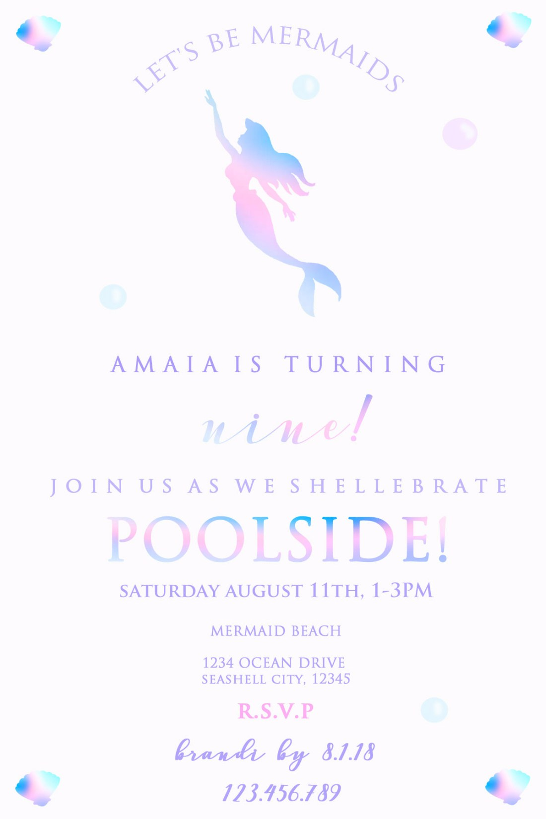 Mermaid-kids-party-invitations-birthday