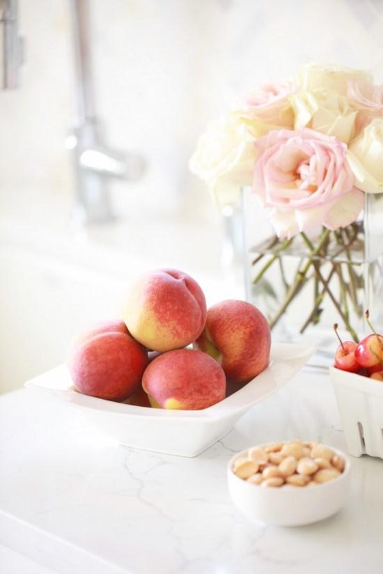Peach - Charcuterie-Fruit-Cheese-Dessert-Board-Appetizers-Entertaining