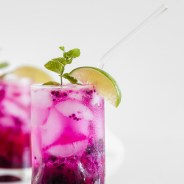dragonfruit-mojitos-easy-cocktail-recipes-drinks-beverages-summer-mint-lime