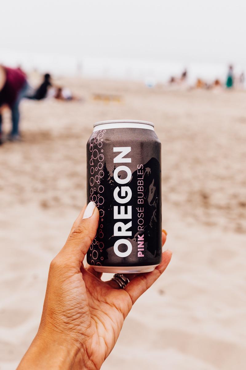 Pacific City, Oregon Coast, Oregon Rosé Wine