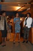 Keisha (vanity-chic.com), Sarea, and Victoria (EeviJuices.com)
