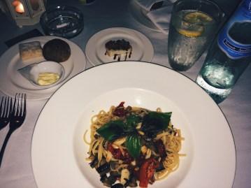 Diner at Hotel