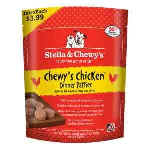 S&C Chicken Frozen 8/8.5Z