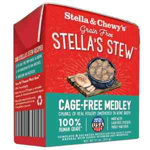 S&C Cage Free Medley Stew 11Z