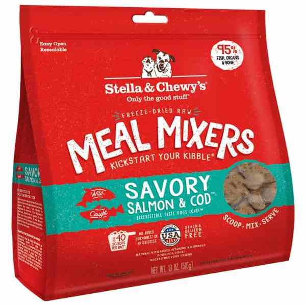 Meal Mixers Savory Salmon