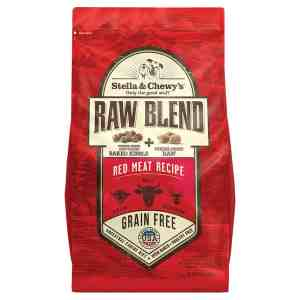 S&C RAW BLEND RED MEAT 3.5#