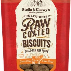 Raw Coated Biscuits Beef