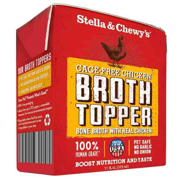 S&C BROTH TOPPER Chicken